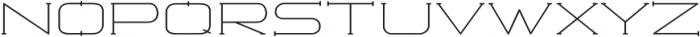 Epica otf (400) Font LOWERCASE