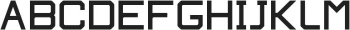 Epicoff Bold Regular otf (700) Font UPPERCASE