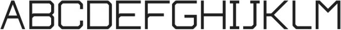 Epicoff Regular Regular otf (400) Font UPPERCASE