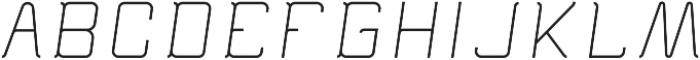 Epicon ttf (400) Font UPPERCASE