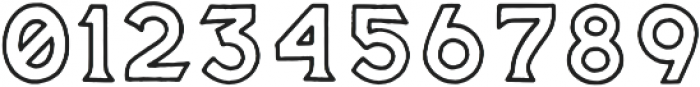 Epitaph otf (400) Font OTHER CHARS