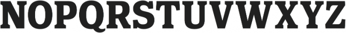 Eponymous Bold otf (700) Font UPPERCASE