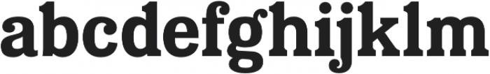 Eponymous Bold otf (700) Font LOWERCASE