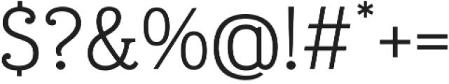 Eponymous Light otf (300) Font OTHER CHARS