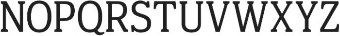 Eponymous otf (400) Font UPPERCASE