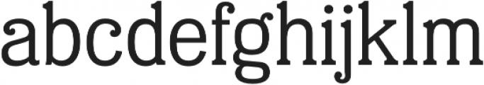 Eponymous otf (400) Font LOWERCASE