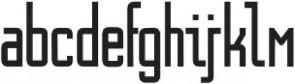 epsum light otf (300) Font LOWERCASE