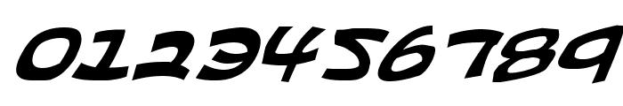 Ephesian Italic Font OTHER CHARS