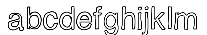 EpicAwesomeness Font LOWERCASE