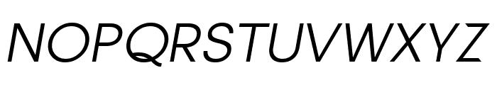 EpicFusion-Italic Font UPPERCASE