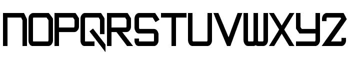 EpicenterBold Font UPPERCASE
