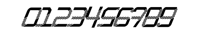EpicenterDiscoItalic Font OTHER CHARS