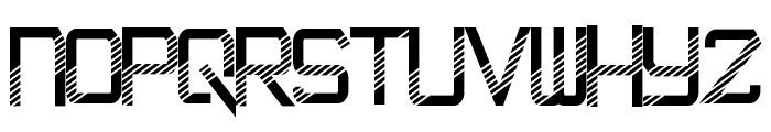 EpicenterDisco Font LOWERCASE
