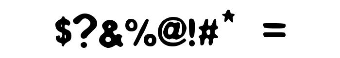 Epilog Font OTHER CHARS