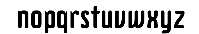 Epitough Font LOWERCASE
