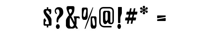 EpoqueFLF Font OTHER CHARS