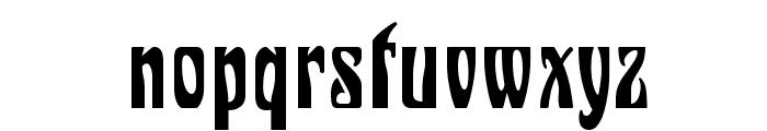 EpoqueFLF Font LOWERCASE
