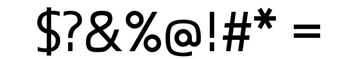 Epsy Sans Font OTHER CHARS