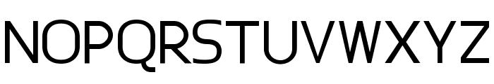 Epsy Sans Font UPPERCASE