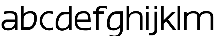 Epsy Sans Font LOWERCASE