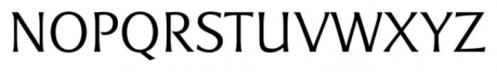 Epigraph Regular Font UPPERCASE