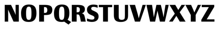 Epoca Classic ExtraBold Font UPPERCASE