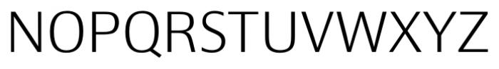 Epoca Classic ExtraLight Font UPPERCASE
