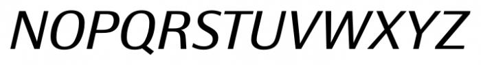 Epoca Classic Italic Font UPPERCASE