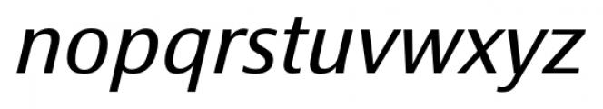 Epoca Classic Italic Font LOWERCASE