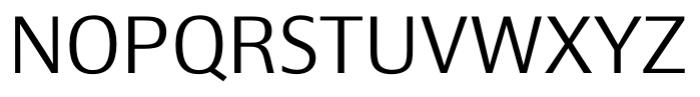 Epoca Classic Light Font UPPERCASE