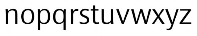 Epoca Classic Light Font LOWERCASE