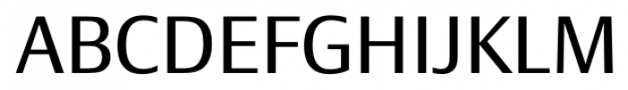 Epoca Classic Regular Font UPPERCASE