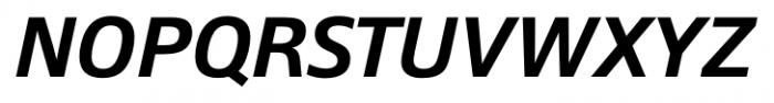 Epoca Pro Medium Italic Font UPPERCASE