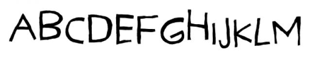Epsiolet Regular Font UPPERCASE