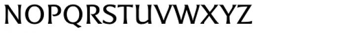 Epigraph Caps Font LOWERCASE