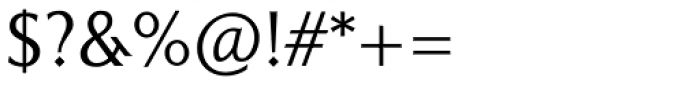 Epigraph Font OTHER CHARS