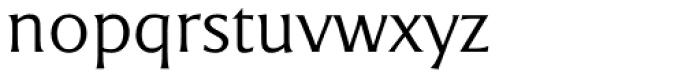 Epigraph Font LOWERCASE