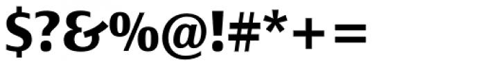 Epoca Classic Bold Font OTHER CHARS