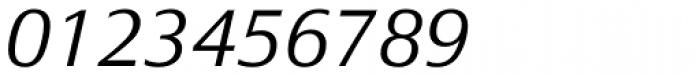 Epoca Classic Light Italic Font OTHER CHARS