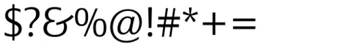 Epoca Classic Light Font OTHER CHARS