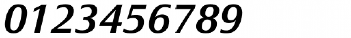 Epoca Classic Medium Italic Font OTHER CHARS