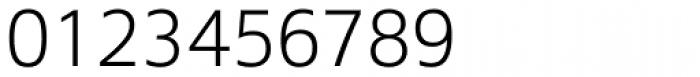 Epoca Pro Light Font OTHER CHARS