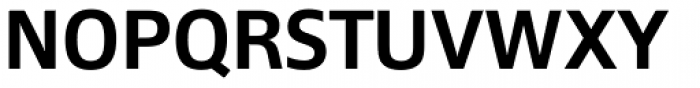 Epoca Pro Medium Font UPPERCASE