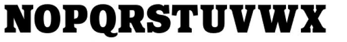 Eponymous Black Font UPPERCASE