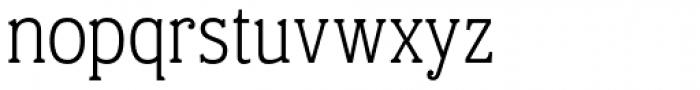Eponymous Light Font LOWERCASE