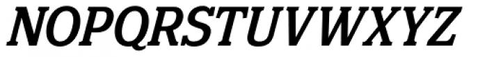 Eponymous Medium Italic Font UPPERCASE