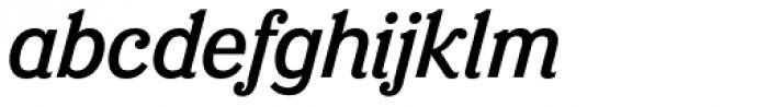 Eponymous Medium Italic Font LOWERCASE