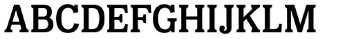 Eponymous Medium Font UPPERCASE