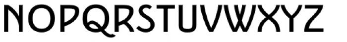 Epoque 65 Bold Font UPPERCASE