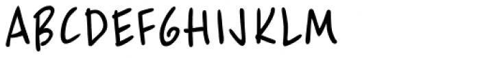 Epsilon Font UPPERCASE